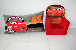Disney Pixar Cars Lightning Mcqueen Foam Child Toddler