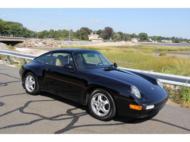 Image 1 of 1995 Porsche 911 Black…