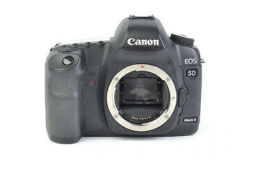 Canon EOS 5D Mark II 21.1 MP Digital SLR Camera (Body Only) SC: 75,544 #C01453