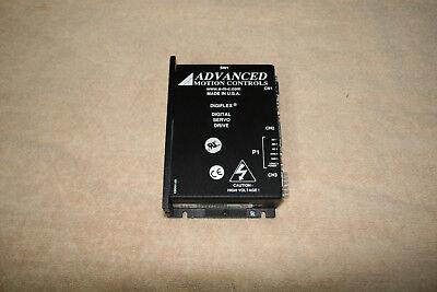 Advanced Motion Controls Digital Servo Drive Dc201e20a8bdca