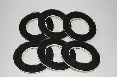 FOLLETTO- set (6pz)spazzole pad/abrasive PL515
