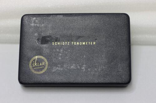 Sklar Schiotz Tonometer-Vintage Collectable. Reduced!