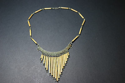 EXTRAORDINARY antique/vintage Hawiian ornate necklace jewelry