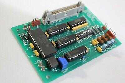 Perseptive Biosystems 16 Bit Dac Pcb Board Circuit Board 107022 Ad7846kn