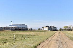 RM of Elmsthorpe #100,  Avonlea - 160 acre farm!