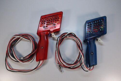 2 Professor Motor Slot Car Controllers ...H31