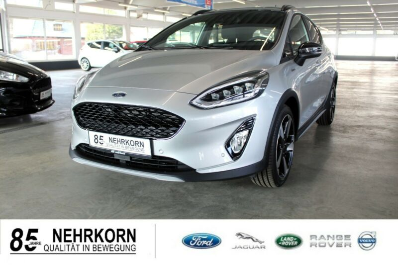 Ford Fiesta 1,0 EcoBoost Active X Automatik + LED