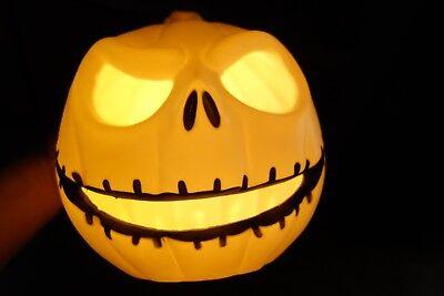 New Nightmare Before Christmas HALLOWEEN Jack Skellington BLOW MOLD Pumpkin Prop](Jack Skellington Halloween Pumpkin)