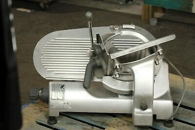 Hobart 2812 12 Manual Commercial Meat Deli Cheese Slicer Grocery
