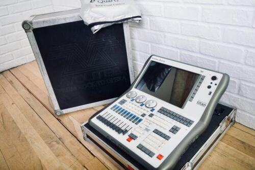Avolites Quartz Lighting Control Console board MINT w/ case-touring package