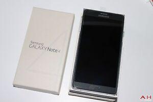 Samsung note 4 bleu déverrouillé comme neuf