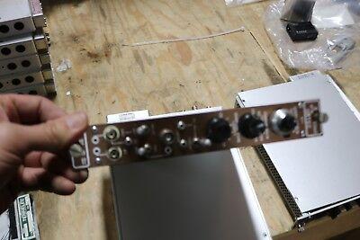 Egg Ortec 571 Amplifier Nim Bin Module