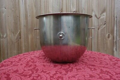 Hobart A200- 20 Stainless Steel 20 Qt. Mixer Bowl