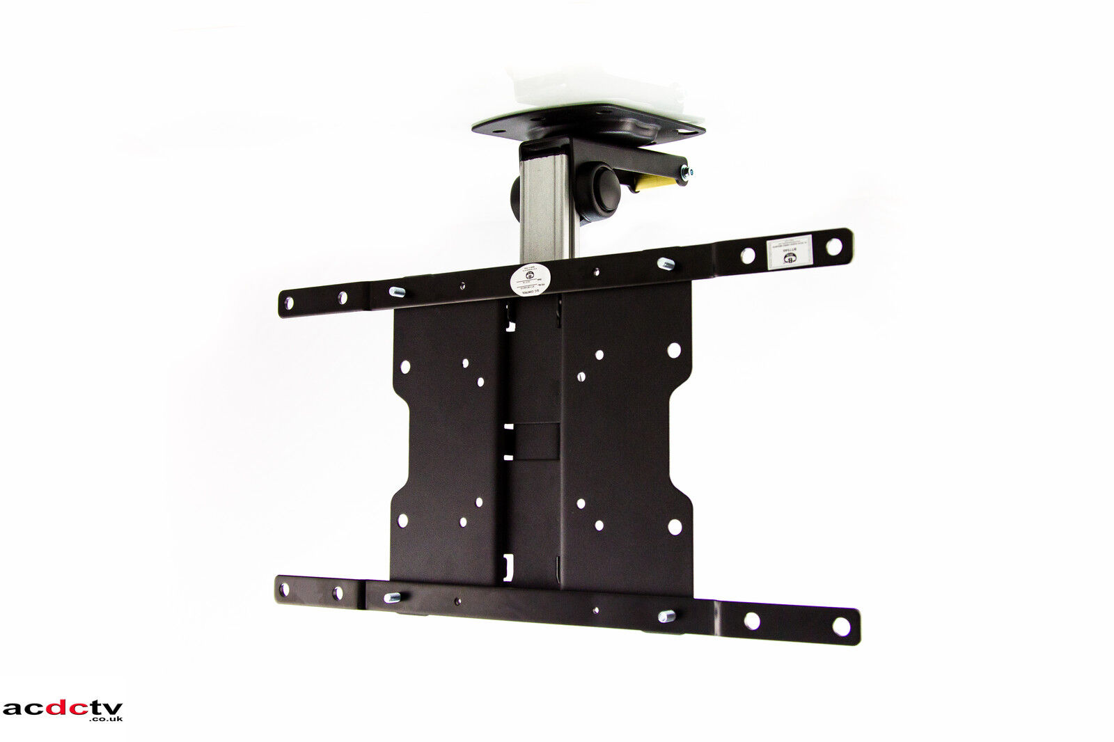 tv tilt swivel flip down folding cabinet ceiling mount bracket up to 200x400mm ebay. Black Bedroom Furniture Sets. Home Design Ideas