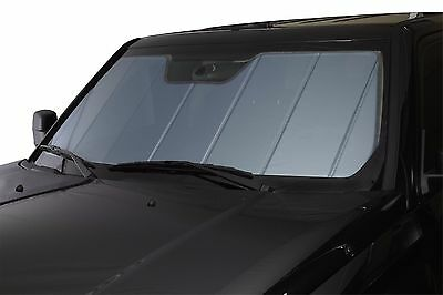 Heat Shield Blue Car Sun Shade Fits 15 16 Subaru Wrx   Wrx Sti W O Eyesight Opt