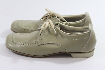 Womens Dexter Brown Leather size 7m Oxford Moccasins