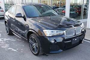 2016 BMW X4 xDrive28i M SPORT! ACCIDENT FREE!