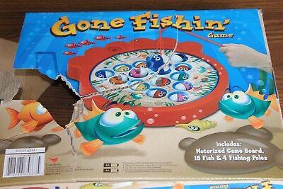 Gone Fishin Game Cardinal