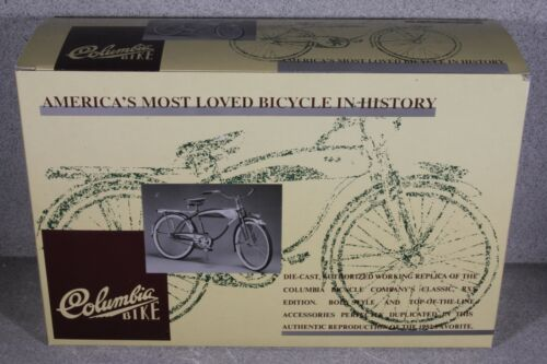 Vintage 1952 1:6 Scale Columbia Five Star Model Bicycle Xonex 1990 RX-5 Edition