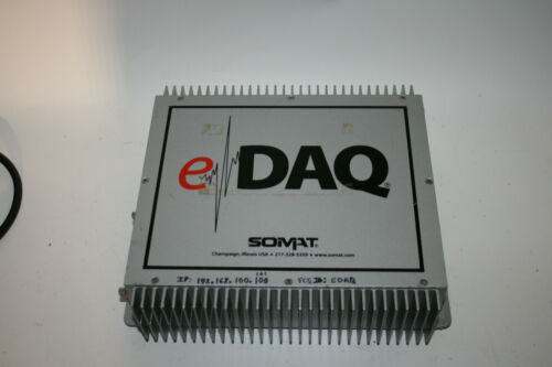 HBM Somat eDAQ Ruggedized Mobile Data Acquisition System