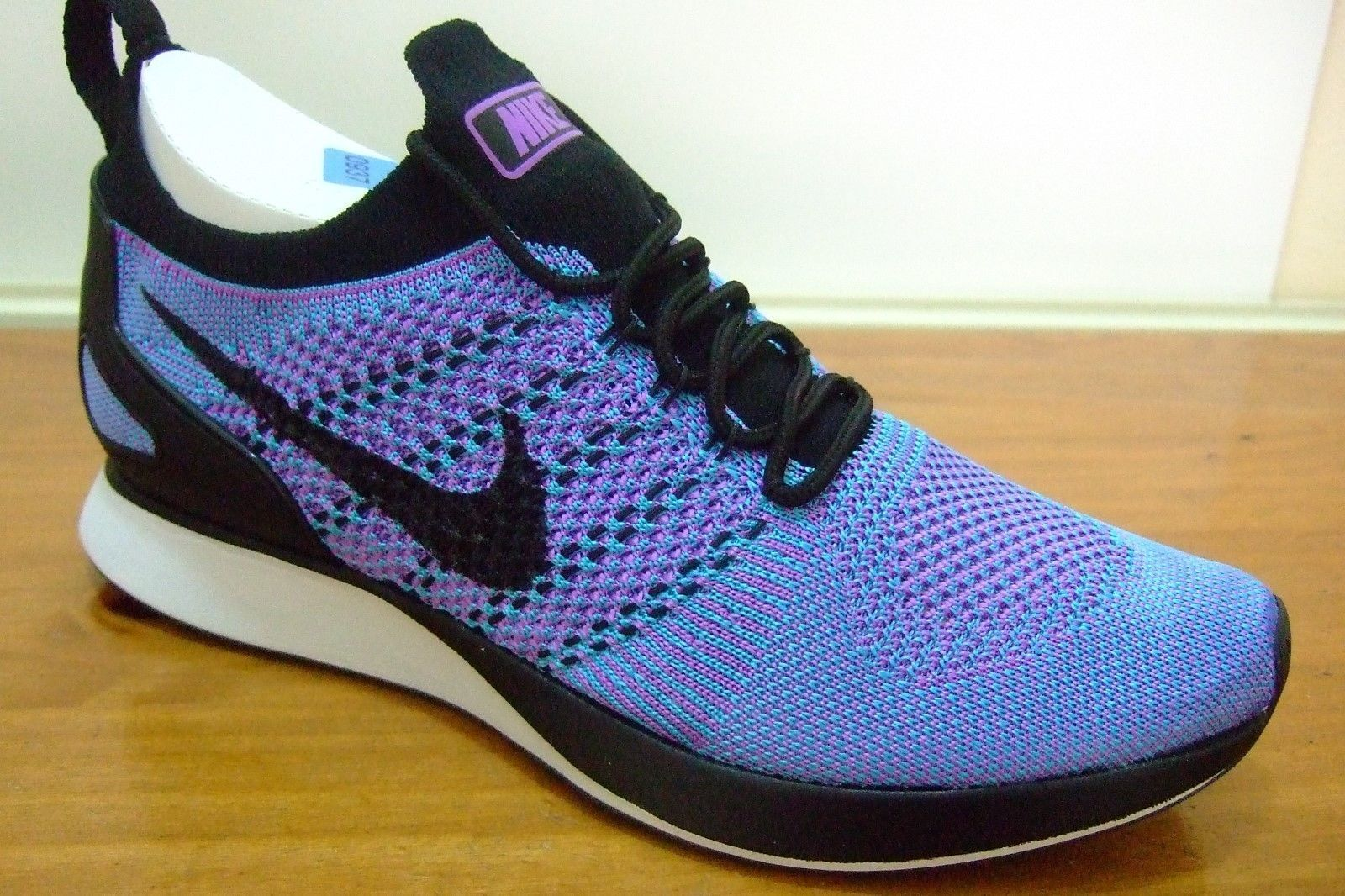 NIKE AIR ZOOM MARIAH FLYKNIT RACER MENS TRAINERS SIZE 8    918264 500