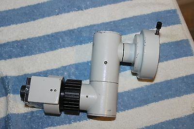 Wild Heerbrugg Leica Surgical Microscope Rotating Secondary Head Attachment