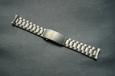 OEM Omega Seamaster Planet Ocean 600m Stainless Steel Bracelet STZ004972 21mm
