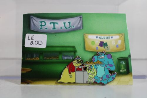 B1 Disney WDW LE Pin Trading University School Cafeteria Mike Sulley Monster Inc