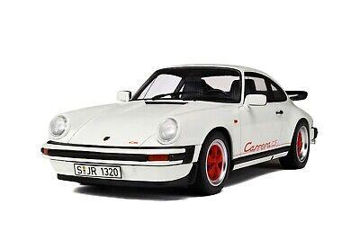 1/18 GT Spirit Porsche 911 Carrera 3.2 Club Sport (White) Limited to...