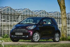 Aston Martin Cygnet Manual
