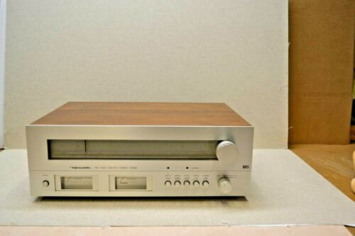 Realistic TM-1001 AM/FM Stereo Tuner MOD 31-1961 Very Nice