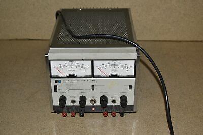 Hewlett Packard Hp 6228b Dual Dc Power Supply  Uo28