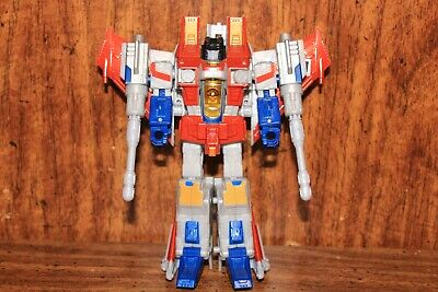 Transformers classics deluxe seeker STARSCREAM - 100% complete rare lot tf135