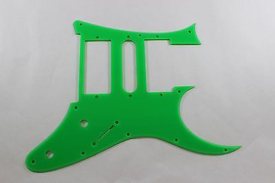 Lochness Green Neon Pickguard Fits Ibanez (tm) Universe UV UV777 7 String- HSH for sale  Shipping to Canada