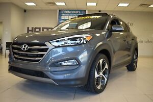 2016 Hyundai Tucson 1.6 T LIMITED **TRACTION INTÉGRALE**