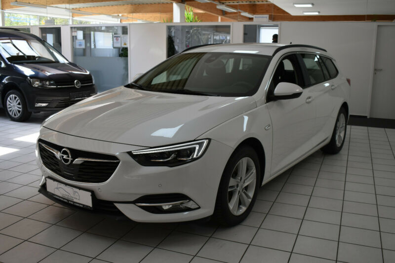 Opel Insignia 1,5 B Sports Tourer Edition Automatik
