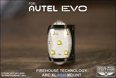 Firehouse Technologies Arc XL Strobe Mount for Autel Evo Drone