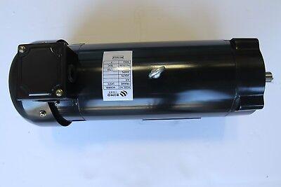 Permanent Magnet 3 Hp 90v 145tc Dc Motor 1750rpm Tefc