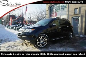 2008 Acura MDX Elite Pkg NAV TV/DVD