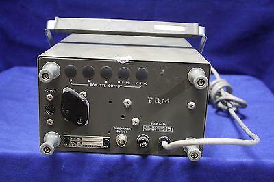 Leader Lcg-396 Ntsc Pattern Generator