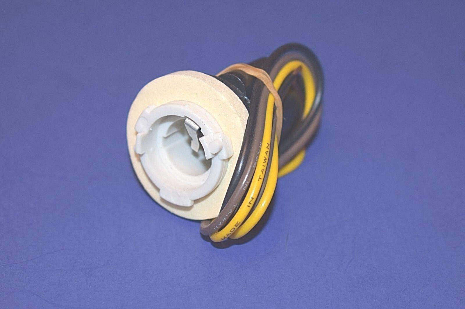 Park Turn Signal Lamp Socket 1977 - 1995 Pontiac 1157 Bulb Catalina Bonneville
