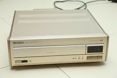 Pioneer LD-S9 LD Laser Disc Player NTSC AC-3