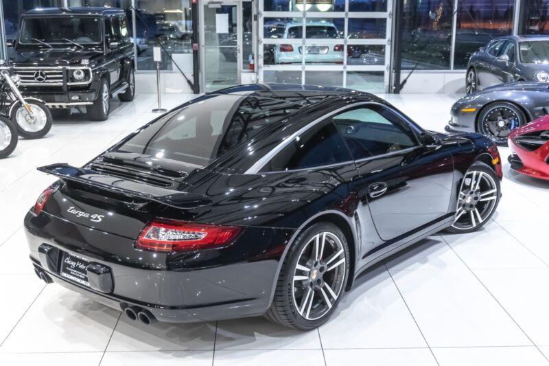 Image 12 Coche Americano usado Porsche 911 2008