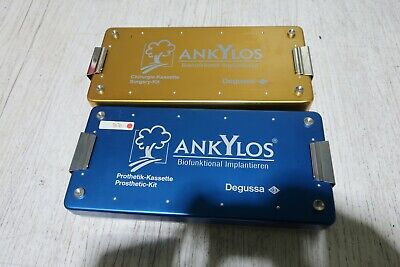 Ankylos Dental Implant Prosthetic Surgery Kit