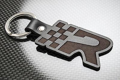 Seat Cupra R Cuero Llavero Schlüsselring Llavero León Ibiza TFSI