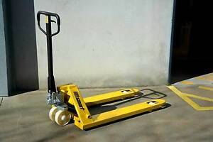 New Hand Pallet Jack 2500kg Liftsmart 685mm Poly or Nylon Wheel. Springvale Greater Dandenong Preview