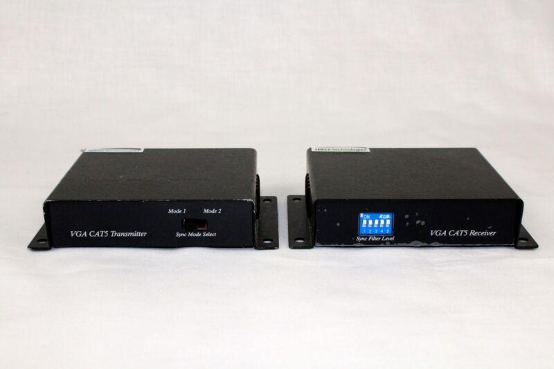 Speco Technologies VGA & Audio Cat 5 Transmitter VGA-135T Extend your VGA Signal