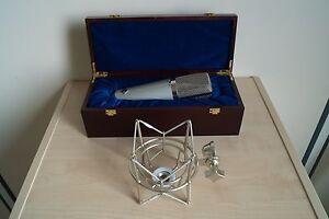 Microphone U87 Clone (based on the Vintage Neumann U87) K87 Capsule not Ai