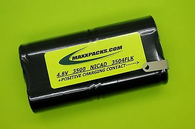 New 3500ma Battery For Fluke Scopemeter 95 96 96b 97 98 99b Made In Usa