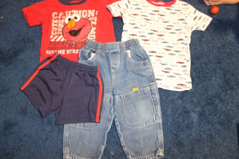 Boys Size 12 Months - Lot Of 5 Pieces